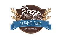 עיצוב לוגו אגם מאפים