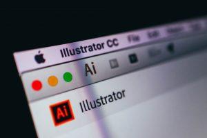 עיצוב לוגו באילוסטריטור